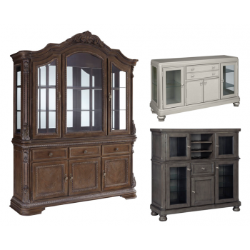 Cabinets, China's & Servers