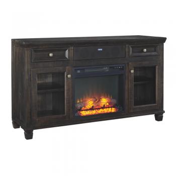 TV Stand w/Fireplace Option