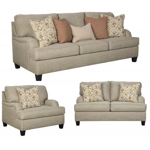 Almanza - 3pc Living Room Set
