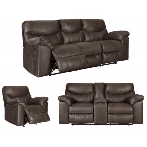 Boxberg - 3pc Reclining Living Room Set