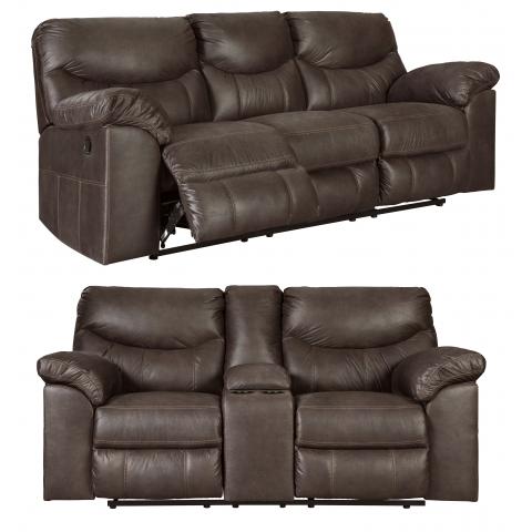 Boxberg - 2pc Reclining Living Room Set