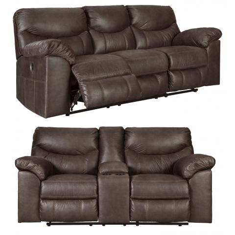 Boxberg - 2pc Power Reclining Living Room Set