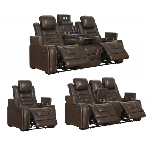 Game Zone - Power Reclining Living Room Collection