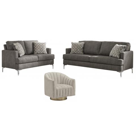 Arcola - 3pc Living Room Set
