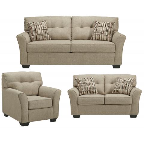 Ardmead - 3pc Living Room Sleeper Set