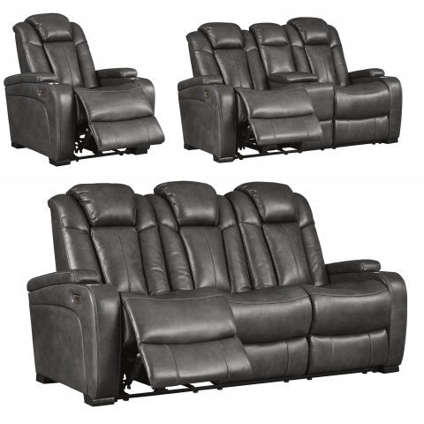 Turbulance - Power Reclining Living Room Collection