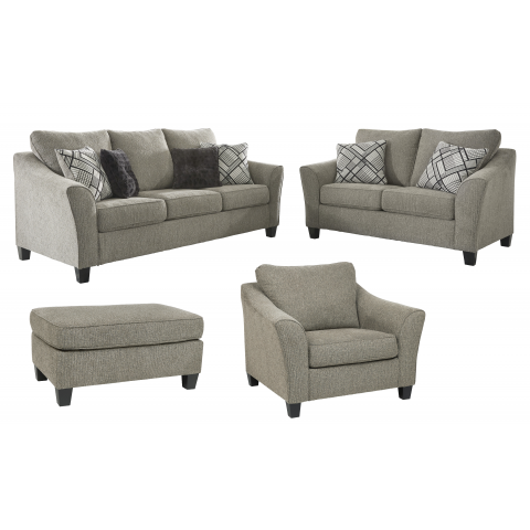 Barnesley - Living Room Collection with Sleeper Option