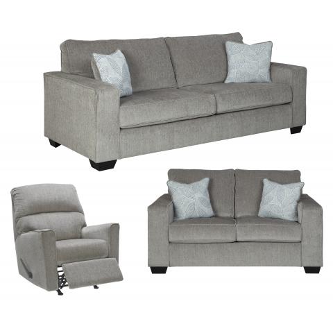 Altari - 3pc Living Room Sleeper Set