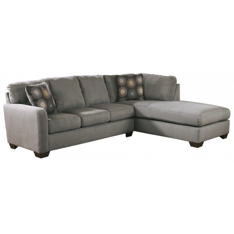 Zella - 2pc Sectional with Chaise