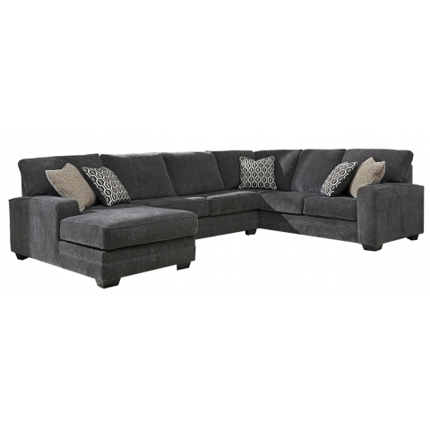 Tracling - 3pc Sectional with Chaise