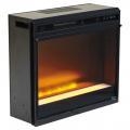 Fireplace Insert Glass/Stone  + $329.00