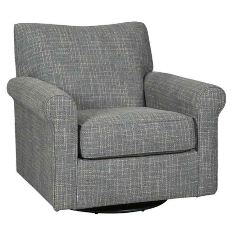 Renley - Swivel Glider Accent Chair