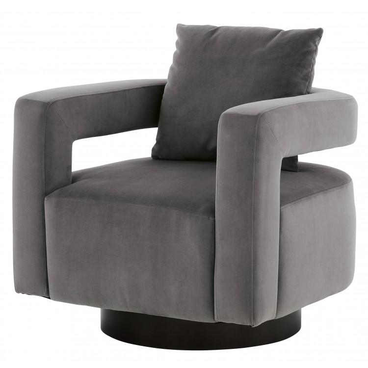Alcoma - Swivel Accent Chair