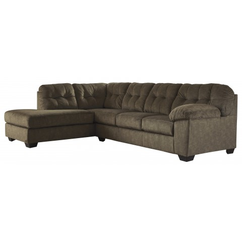 Accrington - 2pc Sleeper Sectional with Chaise