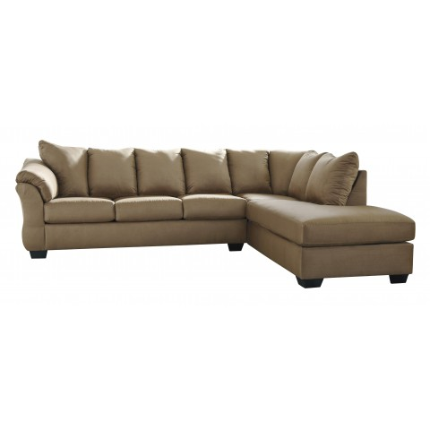 Darcy - 2pc Sectional with Chaise