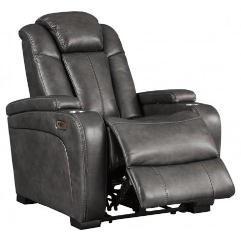 Turbulance - PWR Recliner/ADJ Headrest
