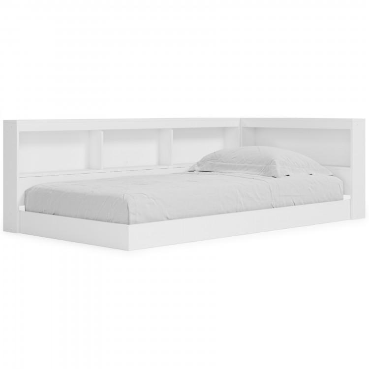 Piperton - Twin Bookcase Storage Bed